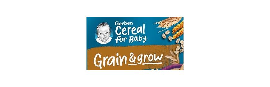 Gerber. Grain&Grow
